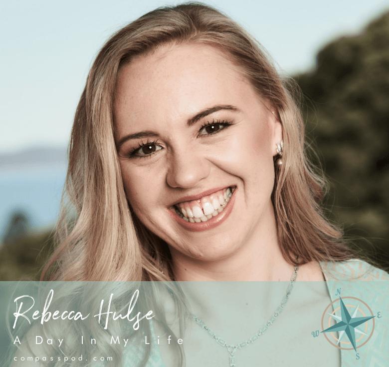 A Day in the Life: Rebecca Hulse on Compasspod
